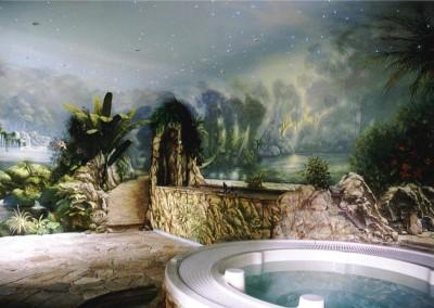 Schwimmbad-Design